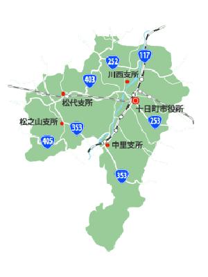 マップ GIS 情報   十日町市公開地理情報システム